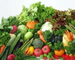 zelenina vo veganskej strave